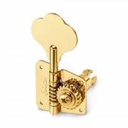 Schaller Clavijas de afinación para Bajo doradas BMFL 4L BMFLBC