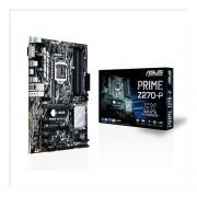 ASUS PRIME Z270-P Desktop Motherboard Z270 Zócalo LGA1151 DDR4 M.2 USB 3.1 Negro