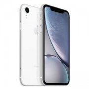 Смартфон Apple iPhone XR, 6.1-инчов екран (1792 x 828) IPS LCD, 3GB/64GB, LTE, Quad-LED dual-tone flash, White, MRY52GH/A