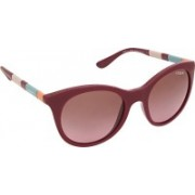 Vogue Round Sunglasses(Pink)