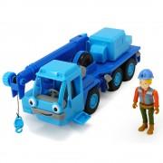 Camion Bob Constructorul Action Team Lofty Cu 1 Figurina Wendy