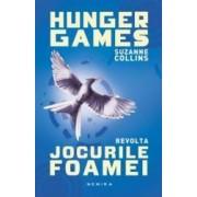 Jocurile foamei Revolta necartonat - Suzanne Collins
