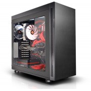 Kućište Thermaltake Suppressor F51, Window/AntiDust/TFree/CA-1E1-00M1WN-00