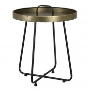 Light & living Light&Living Tafel FARSO brons 49,5 x Ø45