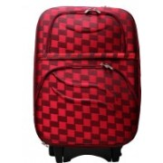 One Up ExpandRedSuititcase Expandable Check-in Luggage - 23 inch(Red)