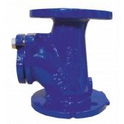Osip Golyós szennyvíz visszacsapó szelep DN100 (PN16)