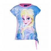 Disney Elsa t-shirt roze voor meisjes