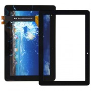 iPartsBuy Touch Screen Replacement for Asus MeMO Pad 10 / ME102A / ME102 (MCF-101-0990-01-FPC-V2.0)(Black)