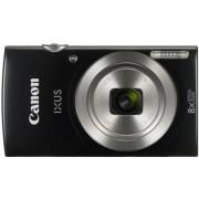 Canon IXUS 185 - Digitale camera - compact - 20.0 MP - 720p / 25 beelden per seconde - 8x optische zoom - zwart