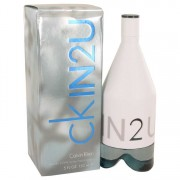 Calvin Klein CK In 2U Eau De Toilette Spray (Damaged Box) 5 oz / 147.87 mL Men's Fragrances 537085