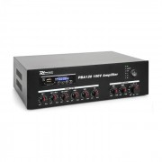 PBA120 100V Amplificatore 120 W USB/SD MP3 Bluetooth