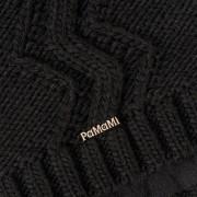 Zimowa czapka damska PaMaMi - Czarny