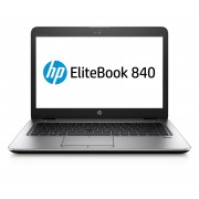 HP EliteBook 840 G4 i7-7500U / 14 FHD AG SVA / 8GB 1D DDR4 / 512GB Turbo G2 TLC / W10p64 / 3yw / Intel 8265 AC 2x2 nvP +BT 4.2 with 2 Antennas / FPR / No NFC (No NFC) (QWERTY)