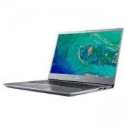 Лаптоп Acer Swift 3 SF314-56G-76VF (сребрист), четириядрен Whiskey Lake Intel Core i7-8565U 1.80/4.60 GHz, 14 инча, NX.HAREX.005