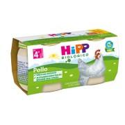 HIPP ITALIA Srl Hipp Bio Omogenizzato Pollo 2x80g