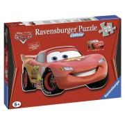 Puzzle Fulgerul McQueen, 72 piese