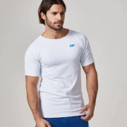 Myprotein T-shirt collection Dry-Tech - XL - Blanc
