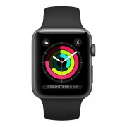 Apple Watch Series 3 38mm Smartwatch Gris Espacial