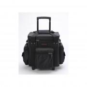 Magma LP-Bag 100 Trolley negro/negro