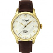 Tissot T-Classic Le Locle T41.5.413.73 Men's Watch - Brown