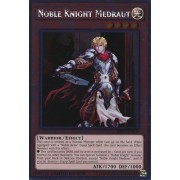 Yu-Gi-Oh! - Noble Knight Medraut (NKRT-EN006) - Noble Knights of the Round Table - 1st Edition - Pla