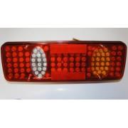 Lampa stop cu LED-24V S74