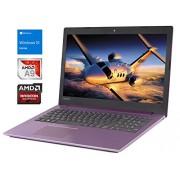 "Lenovo Ideapad 330 (81D600TCUS) Laptop, 15.6"" HD Display, AMD A9-9425 Upto 3.7 GHz, 8GB RAM, 256GB SSD, DVDRW, HDMI, Card Reader, Wi-Fi, Bluetooth, Windows 10 Home (Purple)"