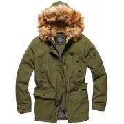 Vintage Industries Hailey parka Ladies Jacket Green XL