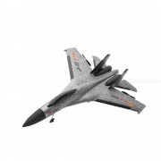 WL A100 SU27 RC Airplanes 3 Channels Impact Drop Resistance 2.4G Remote Control Multi-electric Version