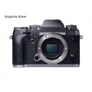 Fujifilm x-t1 - solo corpo - argento - 2 anni di garanzia