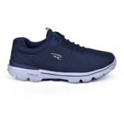 Mr.SHOES WX0378-1 BLUE FLEX ADVANTAGE 2.0 Walking Shoes For Men(Navy)