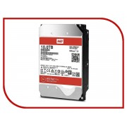 Жесткий диск 10Tb - Western Digital WD Red Pro WD101KFBX