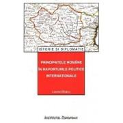 Principatele romane in raporturile politice internationale (1792-1821)/Boicu Leonid
