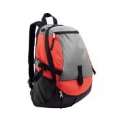 Sols Backpacken rode rugtas voor volwassenen