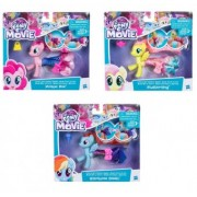 My Little Pony figurina din filmul Land and Sea Fashion Styles C0681