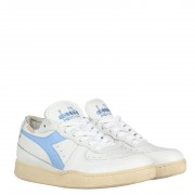 Diadora Heritage MI Basket Row Cut