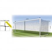 Plase porti fotbal 7.32x 2.44 m, fir 4 mm