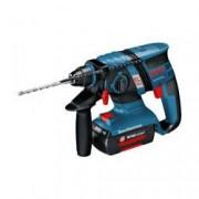 Bosch Martello Perforatore Gbh 36v-ec Compact 2 Batterie + Punte + Mandrino