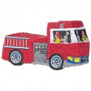 Pinata masina de pompieri, amscan p14100, 1 buc