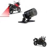 Auto Addict Bike Styling Led Laser Safety Warning Lights Fog Lamp Brake Lamp Running Tail Light-12V For Yamaha Fazer