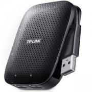 USB 3.0 хъб, TP-Link UH400, 4-портов, Черен, TL-UH400_VZ