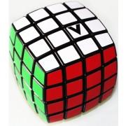 4x4 Versenykocka, lekerekített változat fekete 00.0051