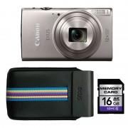 Canon iXUS 285 HS zilver Essential Kit
