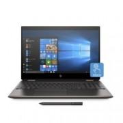 "Лаптоп HP Spectre x360 15-df0025na (5QX29EA), четириядрен Whiskey Lake Intel Core i7-8565U 1.8/4.6 GHz, 15.6"" (39.62 cm) 4K/UHD IPS Touchscreen Display & GF MX150 2GB, 16GB DDR4, 512GB SSD, Windows 10"