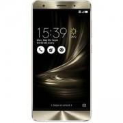 Смартфон ASUS ZENFONE3 ZS570KL 64G/SILV, Dual SIM, 6GB RAM, 64GB, 5.7 инча, 23Mpx+8Mpx, Сребрист