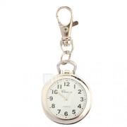 Dames Modieus horloge revers horloge Kwarts / Legering Band Vintage Zilver