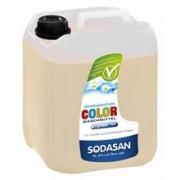 Detergent Ecologic Lichid pentru Rufe Albe si Colorate Sodasan 5L