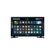 Smart TV LED 32 Samsung 32J4300 HD com Conversor Digital 2 HDMI 1 USB Wi-Fi 120Hz