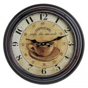 Ceas de perete Antique HOME 18883 Cappuccino