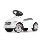 Jamara Macchinina Kids Cavalcabile - Mercedes SLK55 AMG, bianca - bianco